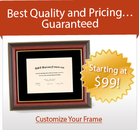 Best quality and pricing frames