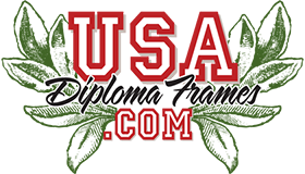 USA Diploma Frames